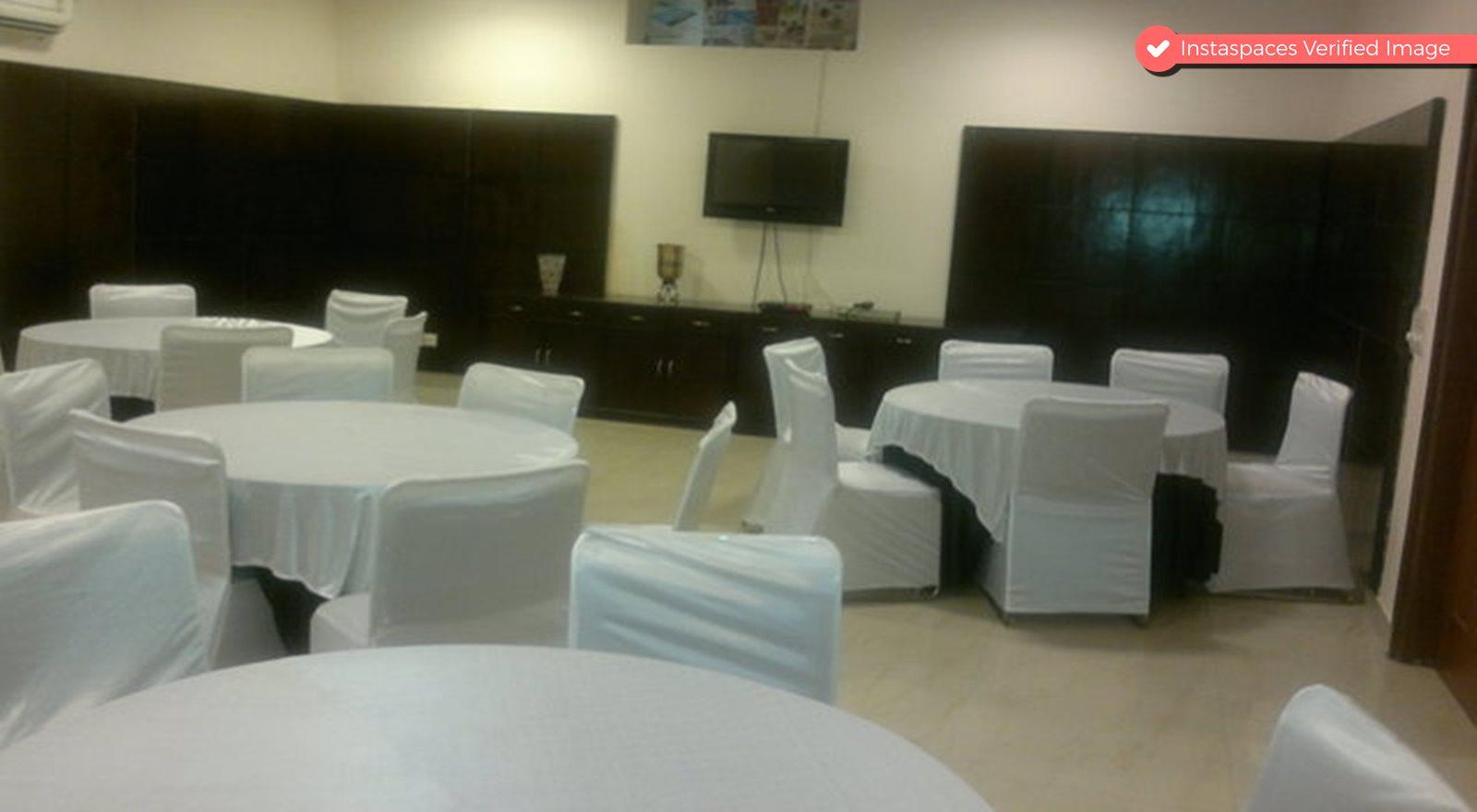 Training Room for 50 near Huda City Center Metro