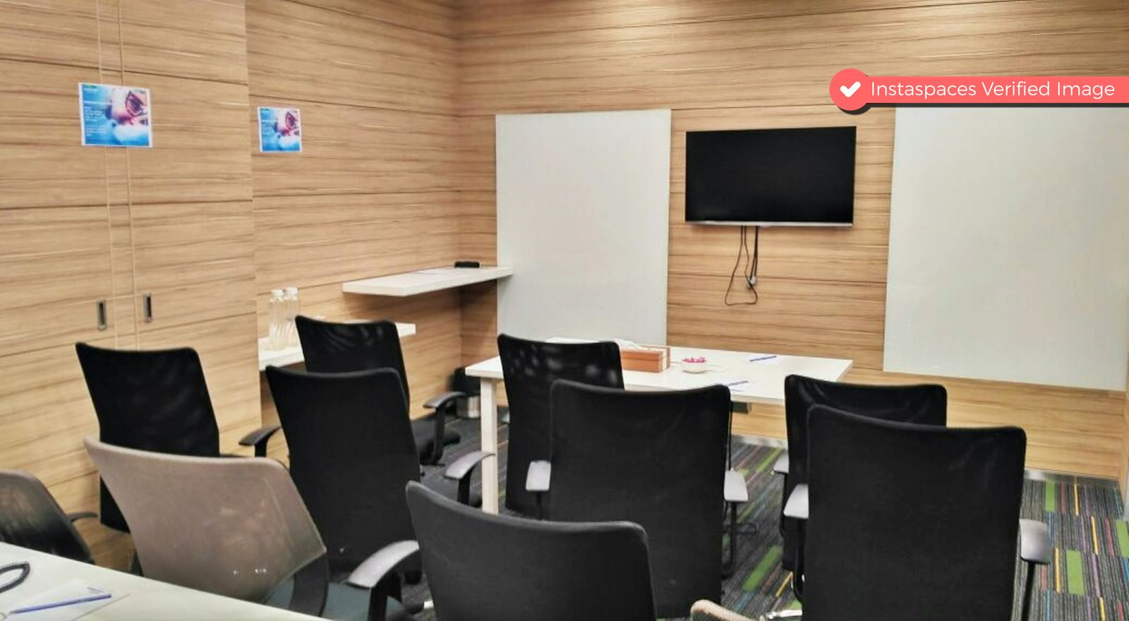 20 Seater Training Room in Connaught Place