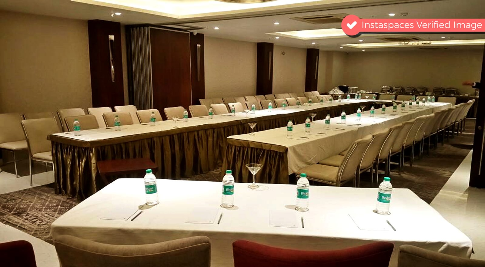 50 Seater Training Room in Connaught Place next to Metro Station