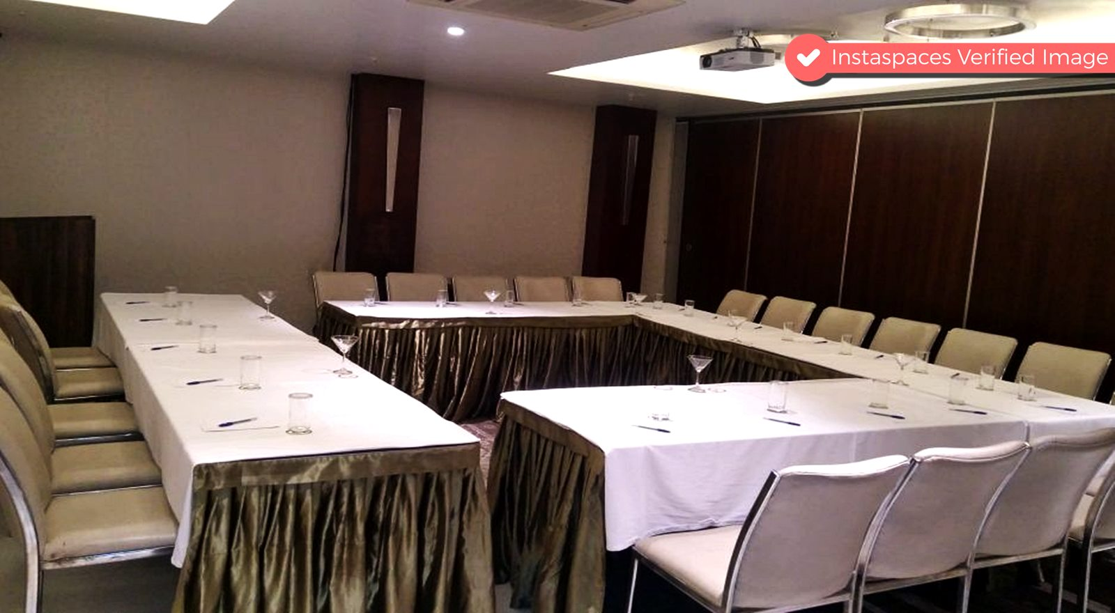 30 Seater Board Room in Connaught Place next to Metro Station