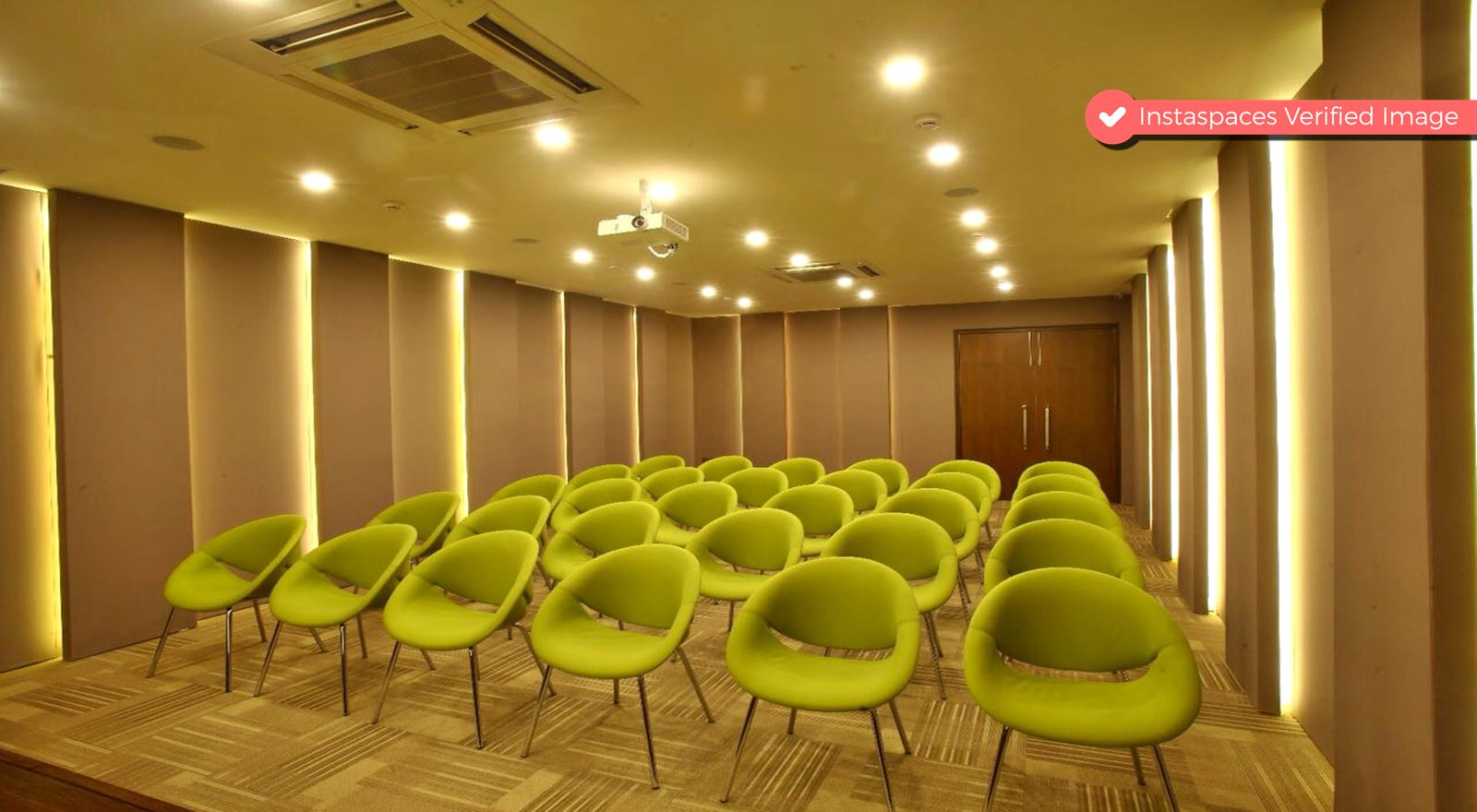 Posh 50 Seater Training Room near Connaught Place