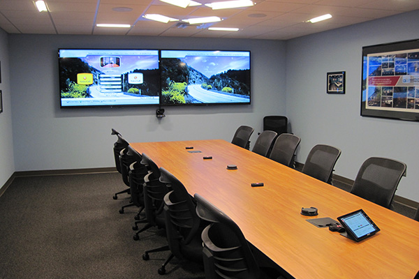Instaspaces Video Conferencing Enabled Meeting Room in Delhi NCR